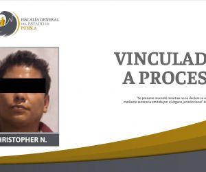Presunto integrante de un grupo criminal, vinculado a proceso