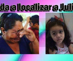 En Zacatlán le arrebataron a su nieta y ahora la están buscando